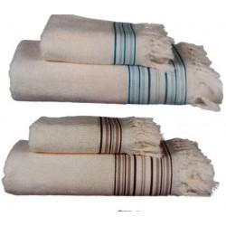 Fouta - Drap de bain ou serviette personnalisé
