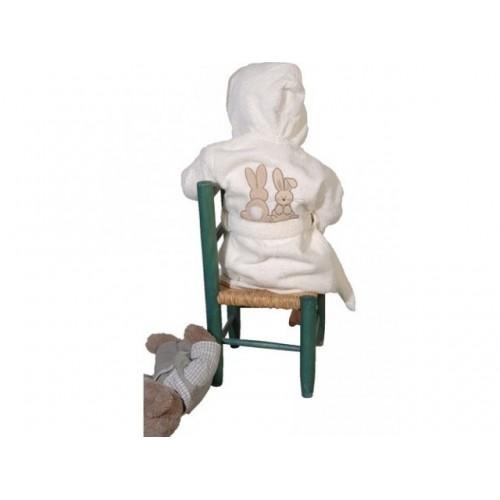 Peignoir de bain enfant personnalisé