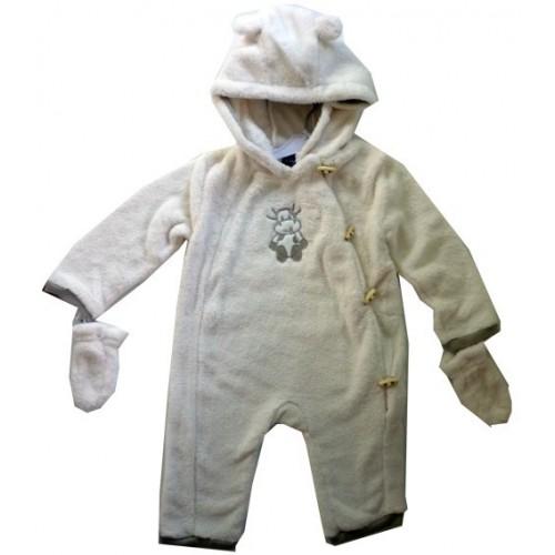 Surpyjama polaire ou combinaison pour bébé