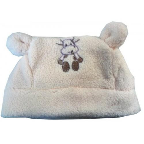 Bonnet bébé polaire