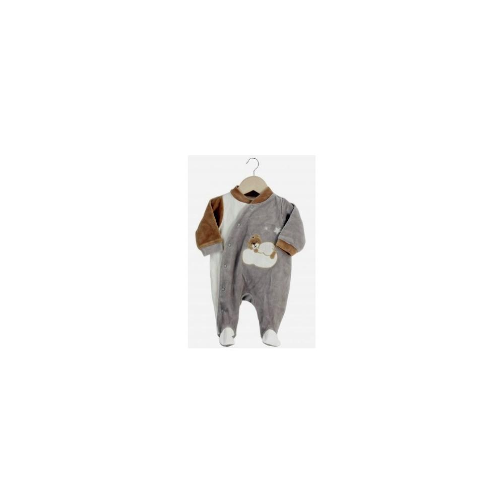 0e623ed57ad pyjama bébé personnalisé - cadeau naissance personnalisé