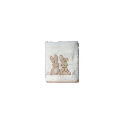 La serviette de bain bébé personnalisée