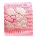 Châle pour bébé ou couverture bébé