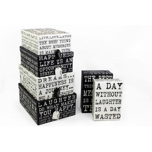 Boîtes Rangement - Boîtes Cadeau