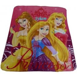 Couverture Princesse personnalisée