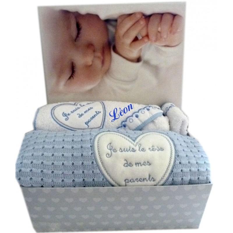 corbeille naissance personnalis cadeau naissance personnalis. Black Bedroom Furniture Sets. Home Design Ideas