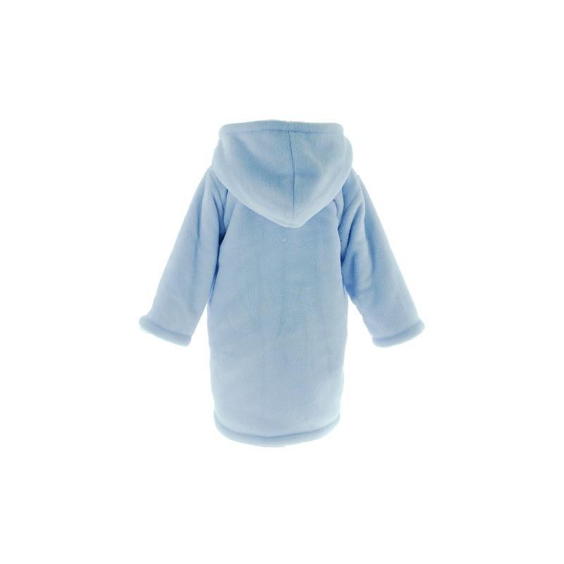robe de chambre b b personnalis e cadeau naissance personnalis