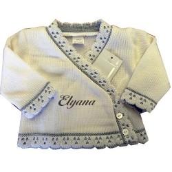 Brassiere bébé personnalisé