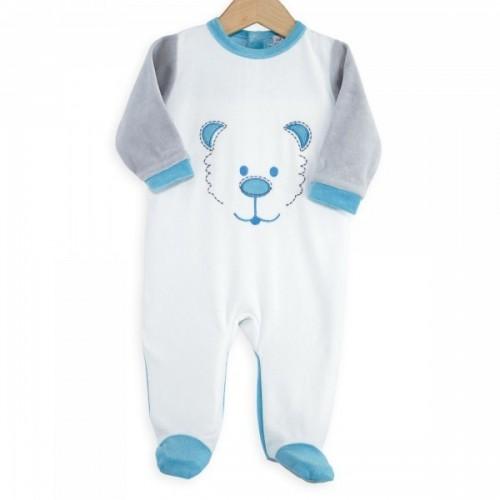 Pyjama bébé personnalisé