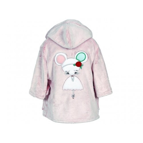 Peignoir bébé polaire personnalisé