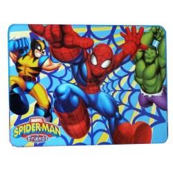 Couverture Spiderman personnalisée