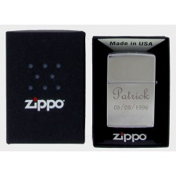 ZIPPO PERSONNALISEE