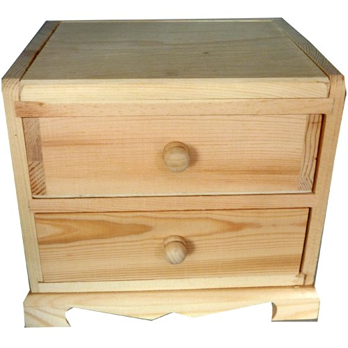 Coffret en bois personnalisé