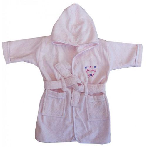 Peignoirs de bain personnalisé bébé, enfant