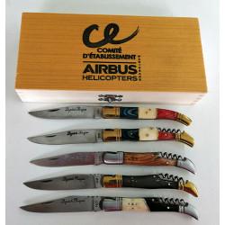 Coffret pour couteau personnalisé