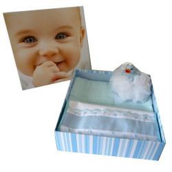 coffret cadeau naissance personnalisé