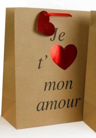 sac cadeau coeur 1