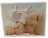 Sac bébé rose