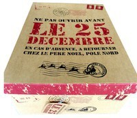 Boite 25 Décembre
