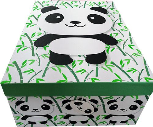Panda debout