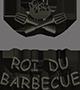 Barbecue noir