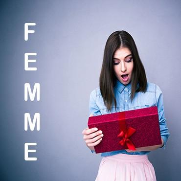 cadeau Femme personnalisée